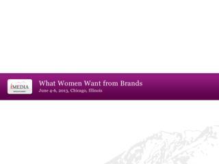 Understanding Today's  Digital Woman Jennifer Kasper GVP Digital Meda & Multicultural Marketing