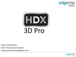 3D Pro