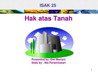 ISAK 25