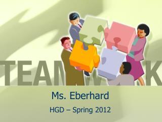 Ms. Eberhard