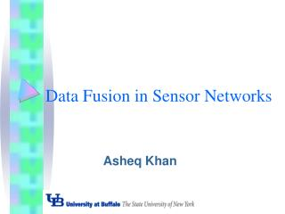 Data Fusion in Sensor Networks