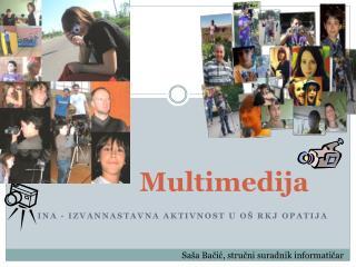 Multimedija