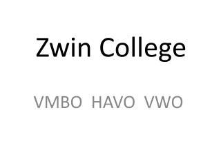 Zwin College