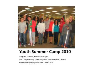 Youth Summer Camp 2010