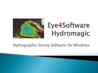 Eye 4 Software  Hydromagic