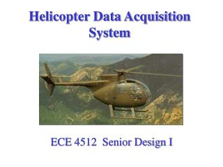 Helicopter Data Acquisition System