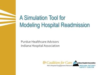 A Simulation Tool for  Modeling Hospital Readmission