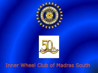 Inner Wheel Club of Madras South