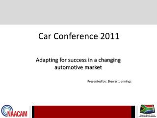 Car Conference 2011