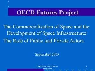 OECD Futures Project