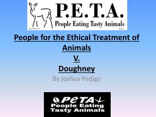 People for the Ethical Treatment of Animals V. Doughney