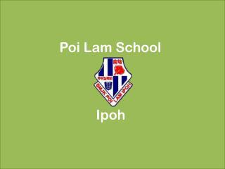 Poi Lam School