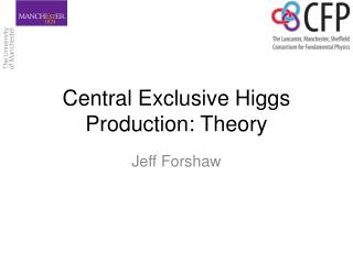 Central Exclusive Higgs Production: Theory