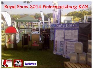 Royal Show 2014  Pietermarizburg  KZN