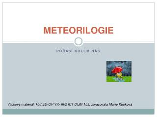 METEORILOGIE