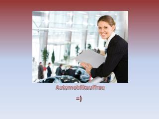 Automobilkauffrau