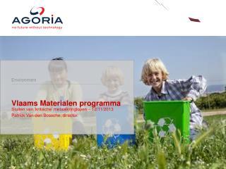 Vlaams Materialen programma