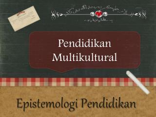 Epistemologi Pendidikan