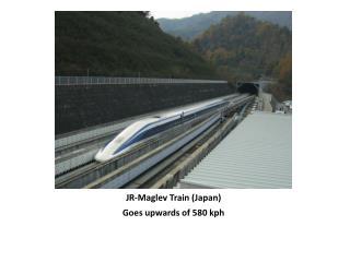 JR-Maglev Train (Japan)