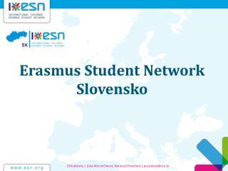 Erasmus Student Network Slovensko