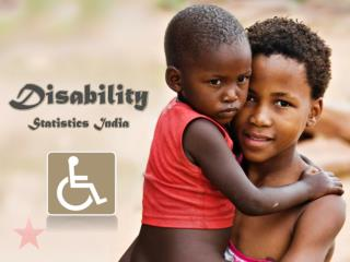 Disability Statistics India