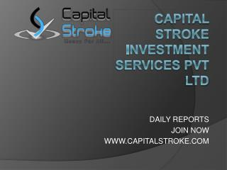 Get profit return in equity market