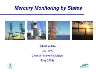 Mercury Monitoring by States