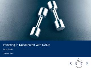 Investing in Kazakhstan with SACE