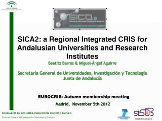 Madrid,  November  5th  2012