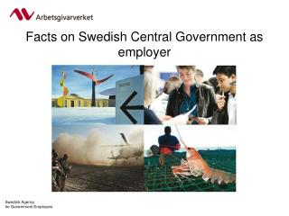 Facts on Swedish Central Government as employer