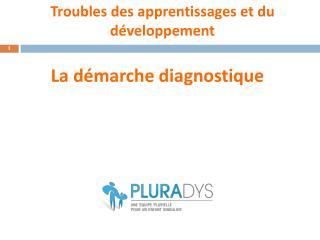 Troubles  des apprentissages et du développement