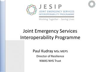 Joint Emergency Services Interoperability Programme