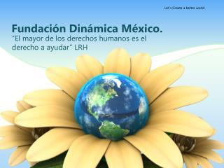Fundación Dinámica  México.