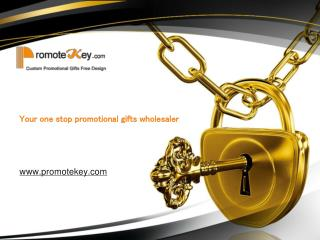 Promotekey.com Distributor for Promotional Items