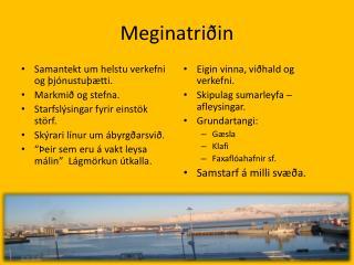 Meginatri�in
