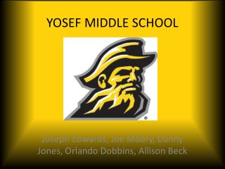 YOSEF MIDDLE SCHOOL