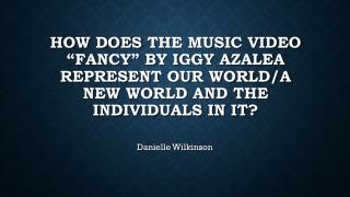 Danielle Wilkinson
