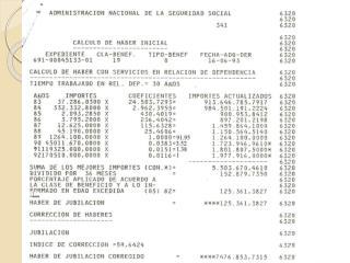 Antecedentes Jurisprudenciales Reajuste Haber Inicial en Ley 18.037