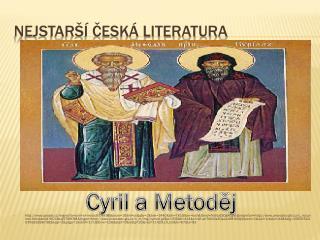 Nejstarší česká literatura