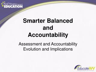 Smarter Balanced and Accountability