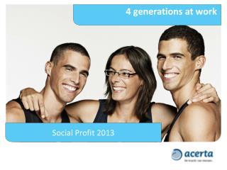 Social Profit 2013
