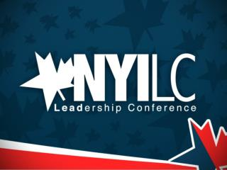 Global NYI Convention June 19-21, 2013