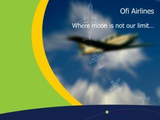 Ofi  Airlines