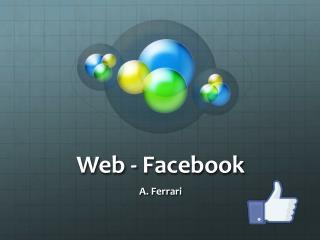 Web -  Facebook