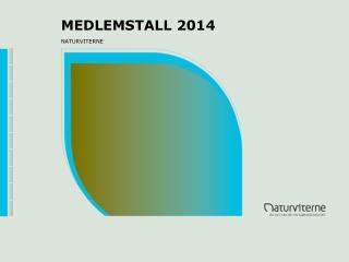 Medlemstall 2014
