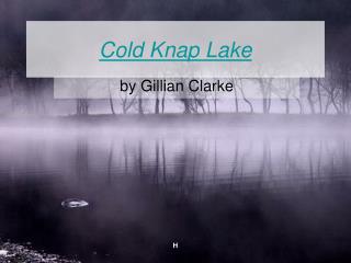Cold Knap Lake