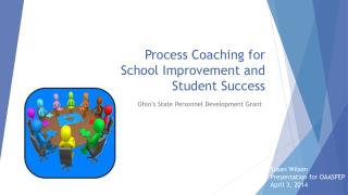 Process Coaching for School Improvement and Student Success