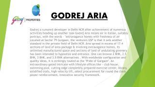 Godrej Aria
