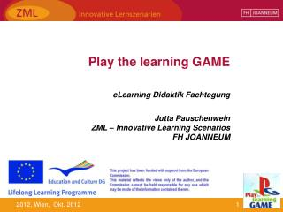 Play  the learning  GAME
