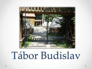 Tábor Budislav